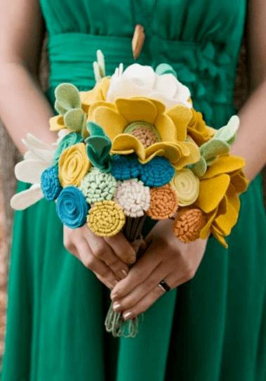 свадебные букеты дублеры