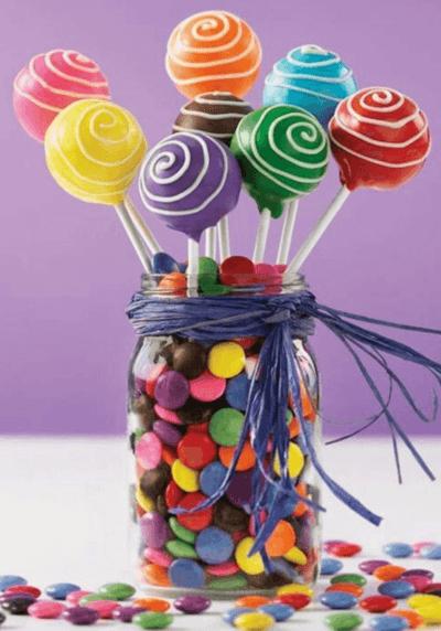 конфетные букеты свадебные