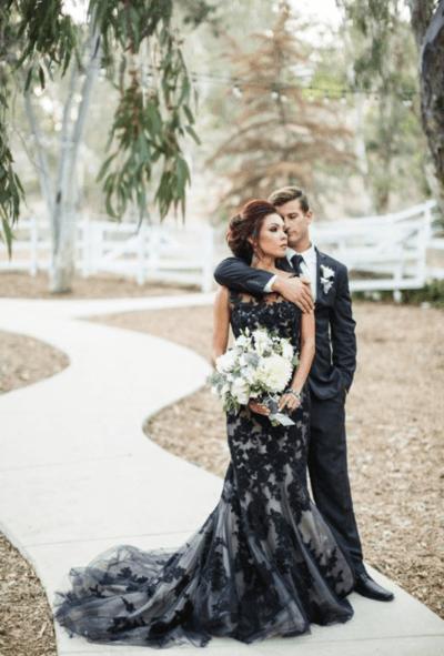 можно ли на свадьбу в черном платье