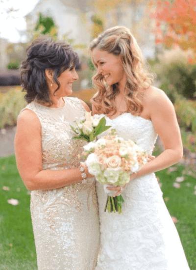 прическа для мамы жениха на свадьбу фото