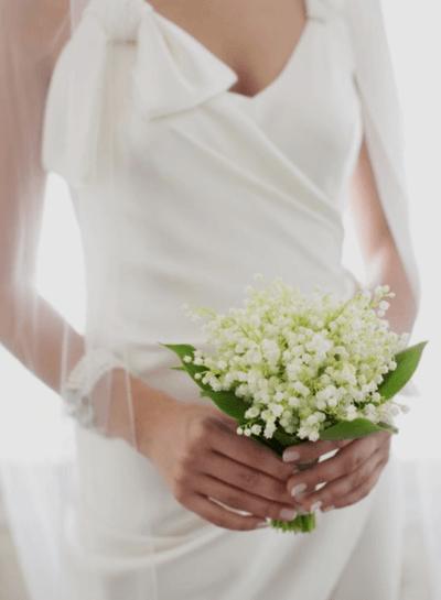 свадебный букет во сне