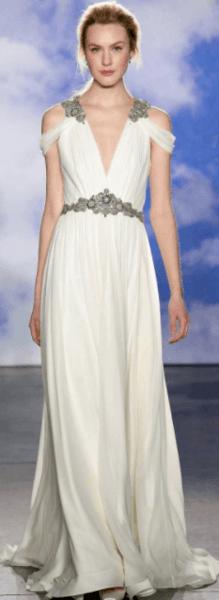 греческие платья на свадьбу