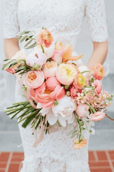 букет цветов для невесты свадебные