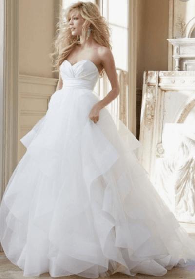 платье ампир с рукавами
