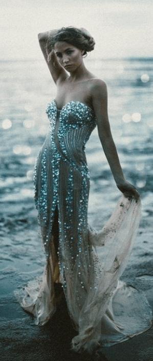 бирюзовое платье на свадьбу к подруге