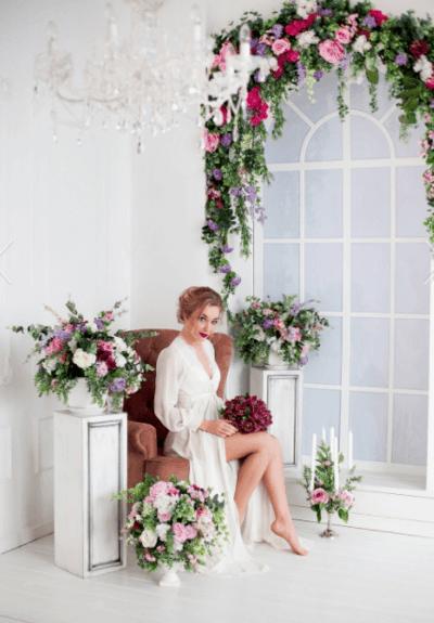 будуарное белье для невесты