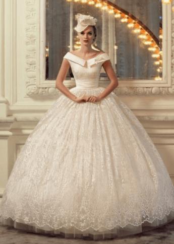 кольца для платья свадебного