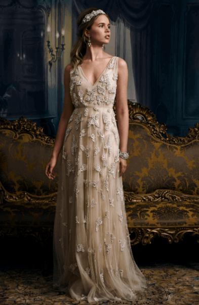 свадебные платья в стиле ретро и винтаж