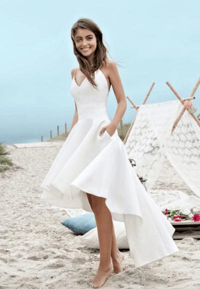 вечерние летние платья на свадьбу