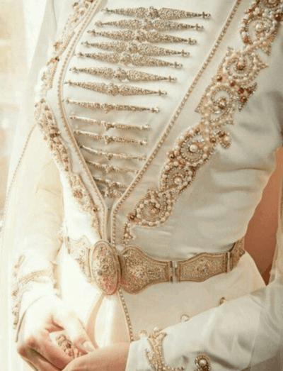 осетинские свадебные костюмы