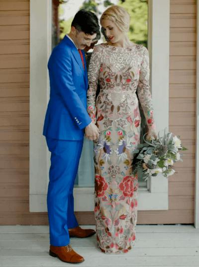 платье на второй день свадьбы для невесты