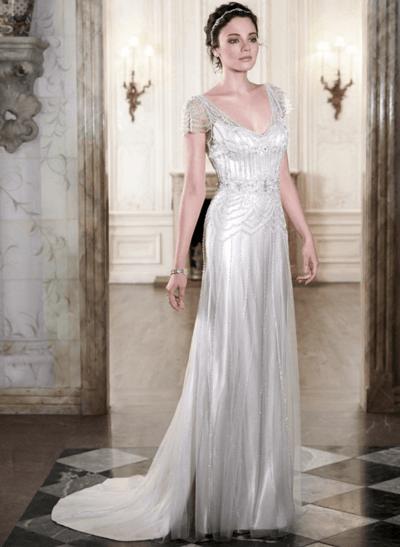 платье невесты выходящей второй раз замуж