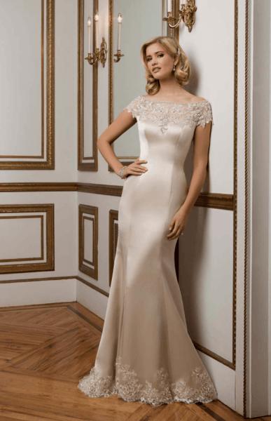 платье на вторую свадьбу