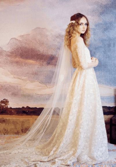 платье для венчания в церкви для женщины 40