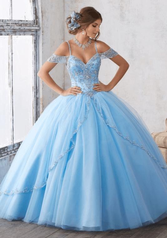 пышное свадебное платье с рукавами фото