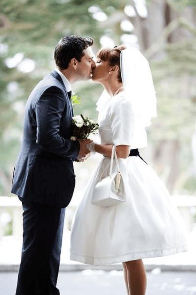 свадебное платье стиляги