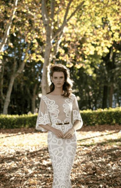 свадебные платья с рукавами фото
