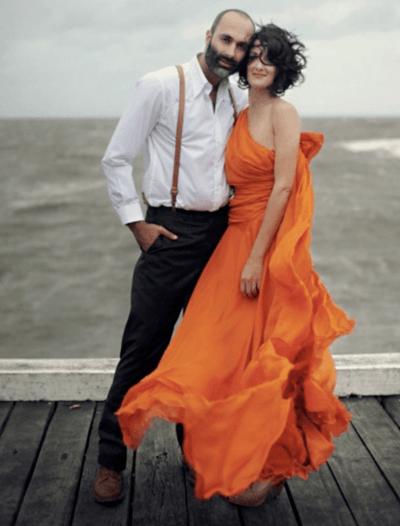 свадебное платье для второго брака фото