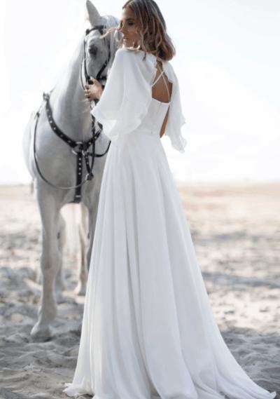 свадебные платья для миниатюрных невест