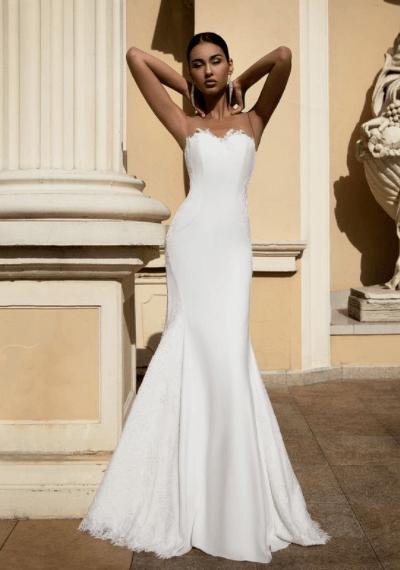 свадебные платья для маленьких девушек