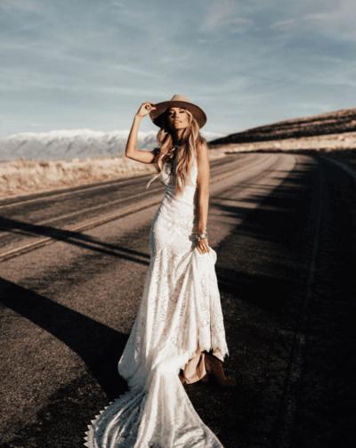 свадебные платья с поясом на талии