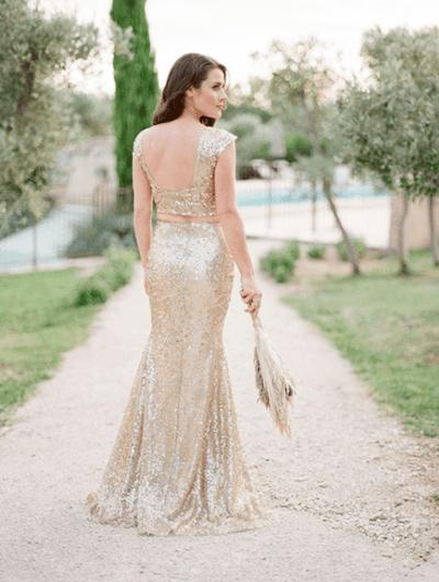 свадебные платья со стразами пышные