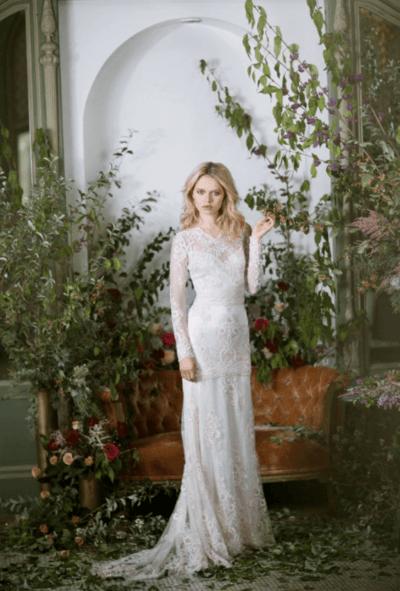 платье для венчания в церкви для женщины 40 лет