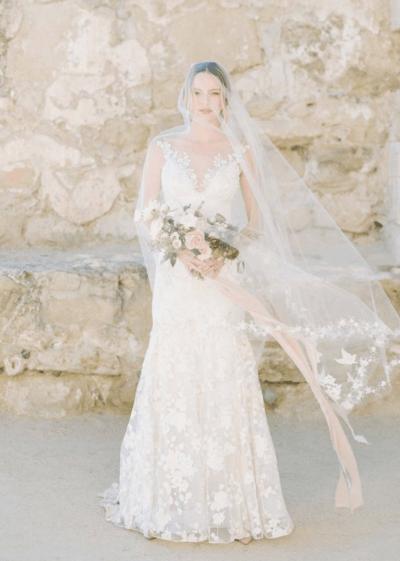 платье на венчание в церкви не свадебное