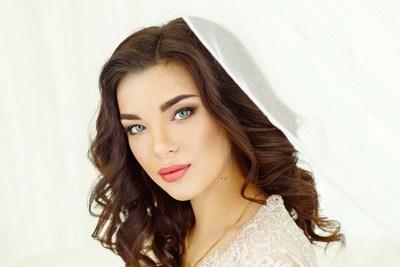 свадебный макияж для голубых глаз фото