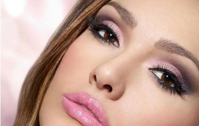 свадебный макияж для карих глаз фото