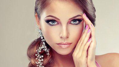 свадебный макияж 2018 модные тенденции фото