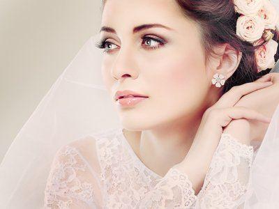 свадебный макияж 2018 фото