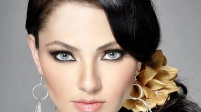 свадебный макияж для карих глаз брюнеток фото