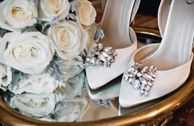 босоножки на свадьбу невесте фото