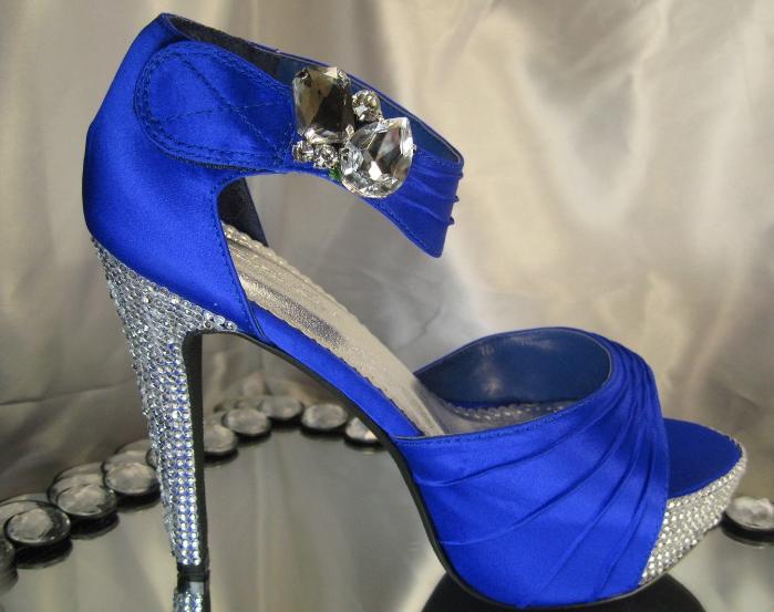 цвет туфель под свадебное платье