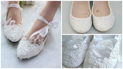 обувь невесты на свадьбу приметы