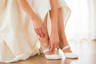 обувь невесте на свадьбу летом