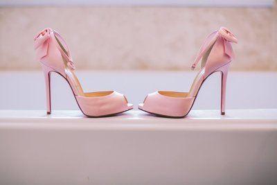 какую обувь на свадьбу невесте