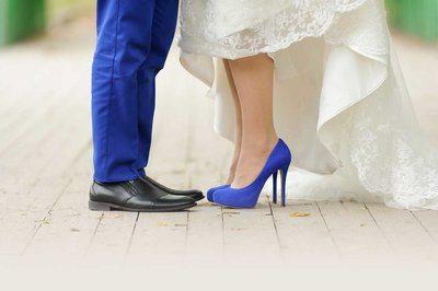 туфли на свадьбу какие должны быть