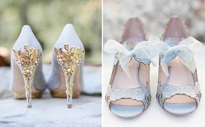 туфли на свадьбу невесте фото 2018
