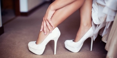 туфли на свадьбу невесте приметы