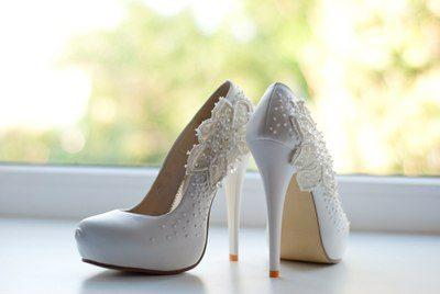 туфли на свадьбу невесте