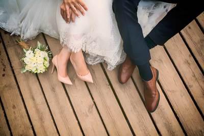 туфли под белое свадебное платье