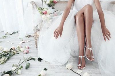 туфли под свадебное платье