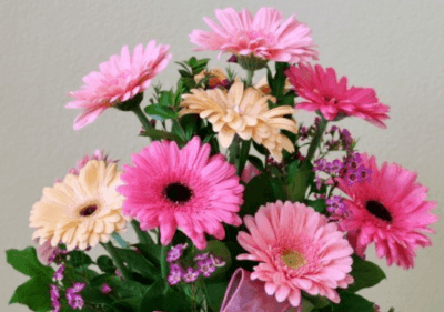 Идеи для букета невесты из хризантем