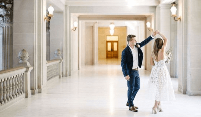 Свадебные платья на роспись