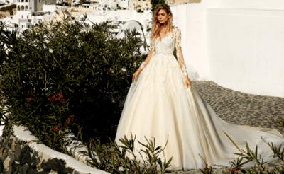 Платье в стиле принцесса