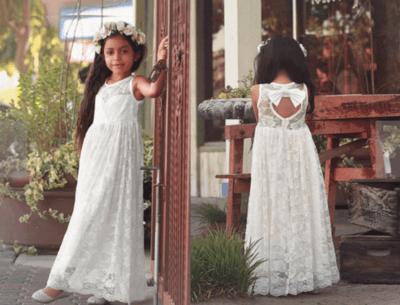 Как выбрать платье на свадьбу для маленькой девочки?