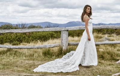 Свадебные платья белого цвета