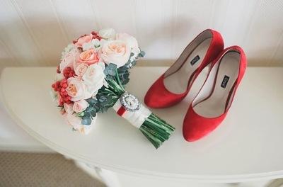 какие туфли брать на свадьбу